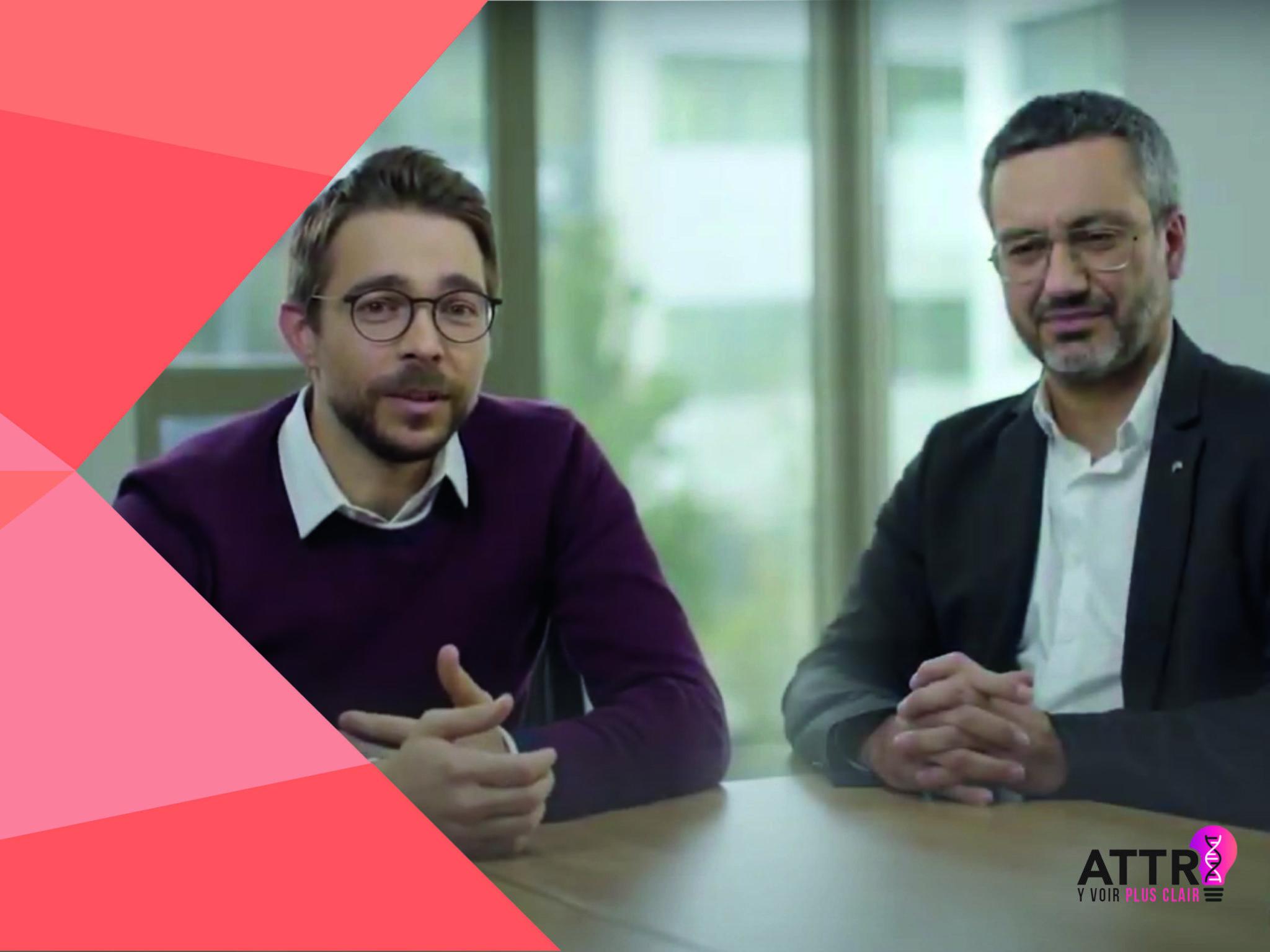 Coordination entre cardiologues et centres experts dans l'amylose à transthyrétine